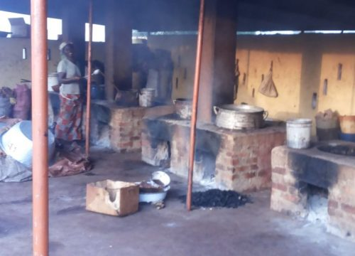 ISEES AND ECREEE (WACCA) ORGANIZES INSTITUTIONAL COOKSTOVES CONSTRUCTION TRAINING IN GHANA
