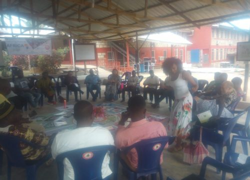 ISEES PARTICIPATES IN AFRICAN ECOVILLAGE NETWORK STRATEGY MEETING IN NIGERIA, EDO STATE