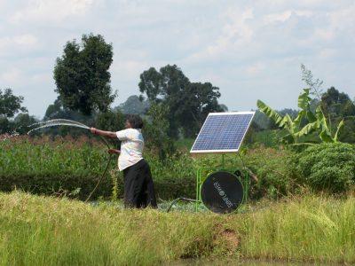 Irrigating with solar a farmer in Kitale Kenya 1024x768 1